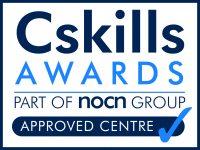 Cskills Awards 'Approved Centre' Logo